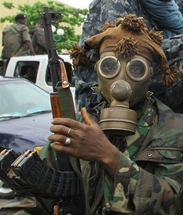 Смешная картинка из армии