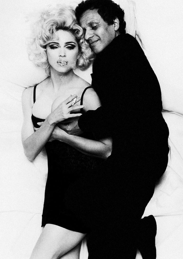 Мадонна в фотокниге Sex