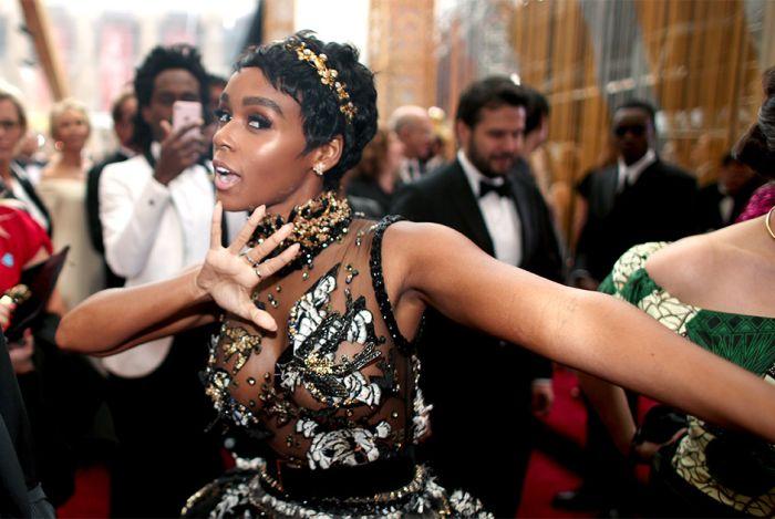 На 89-й церемонии вручения премии Оскар
