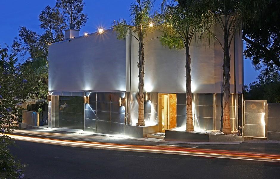 Современная вилла в Западном Голливуде