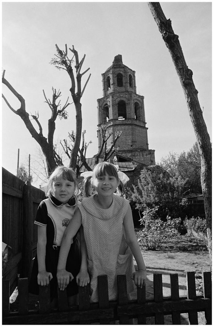 Восьмидесятые: фотограф Андрей Безукладников