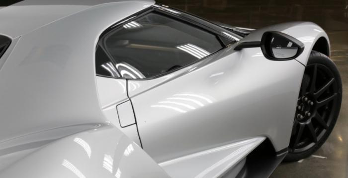 Новый спорткар от Ford