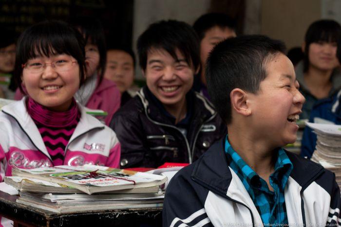 В китайской школе