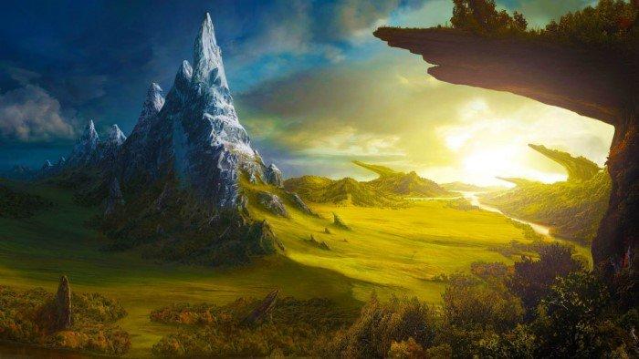 Самые интересные фантастические миры, в которых хотелось бы побывать