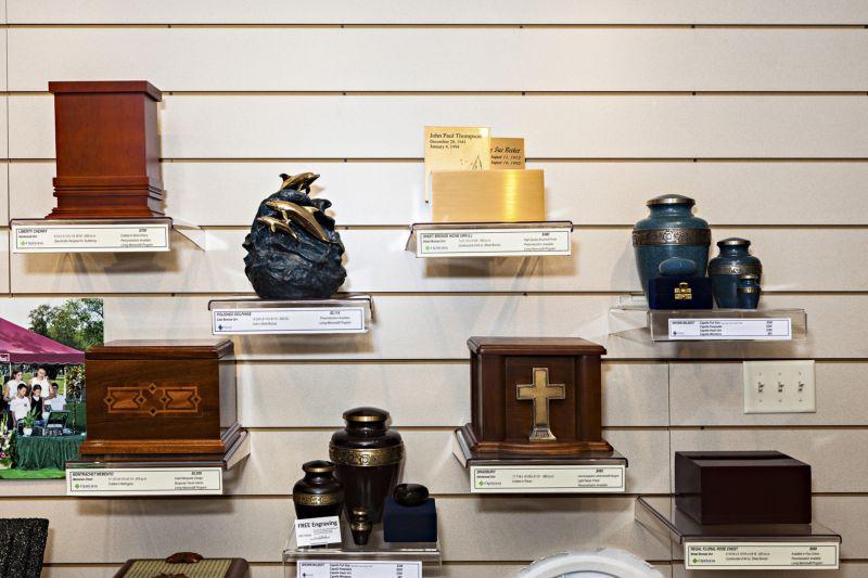 Экскурсия по типичным американским крематориям