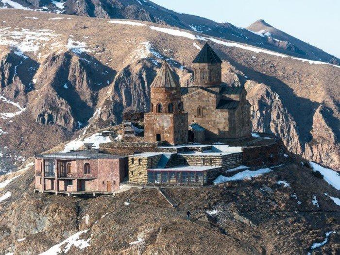 Лучше гор могут быть только отели в горах