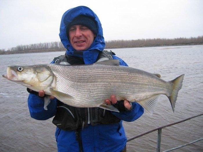 Неожиданная находка рыбаков