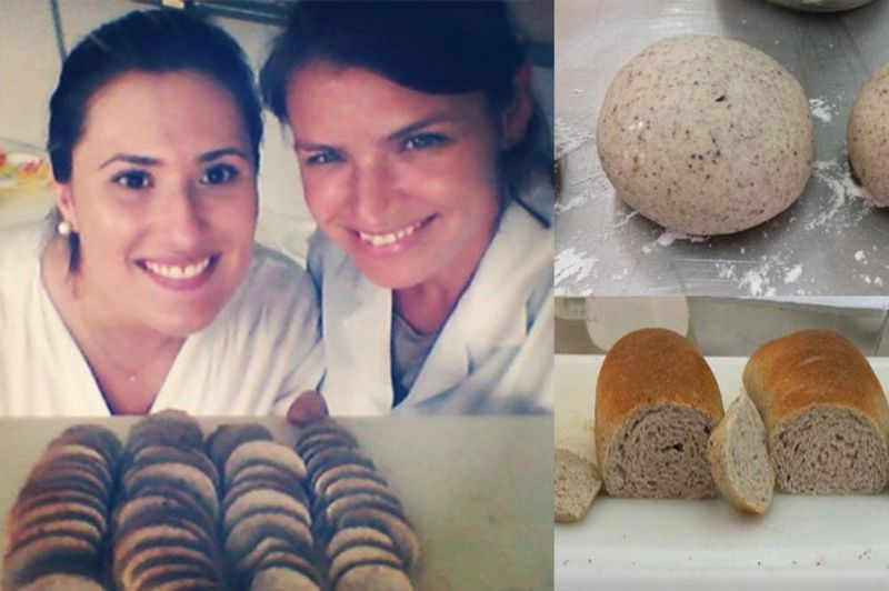 В Бразилии начали печь хлеб из тараканов