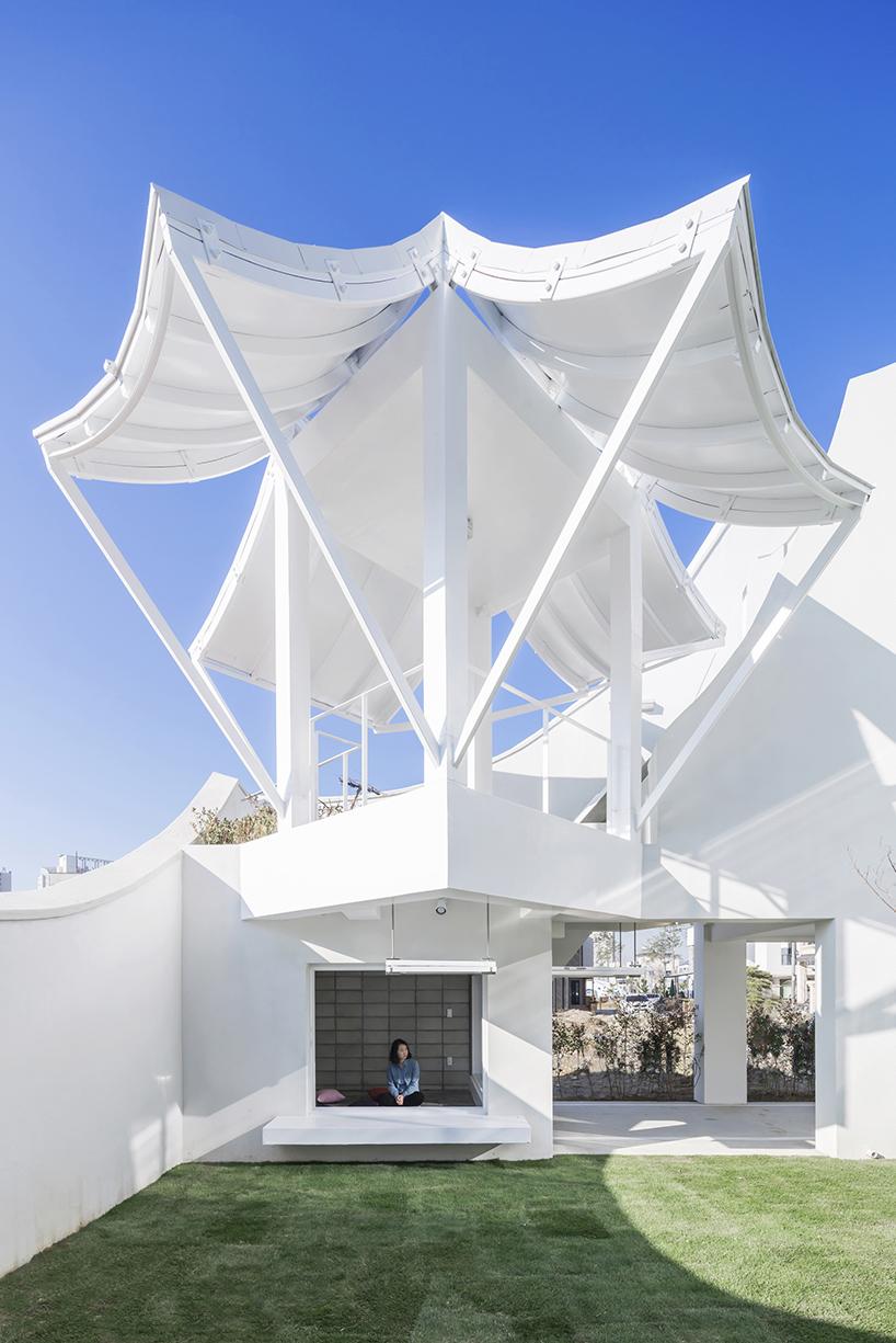 Белоснежный дом авиапилота