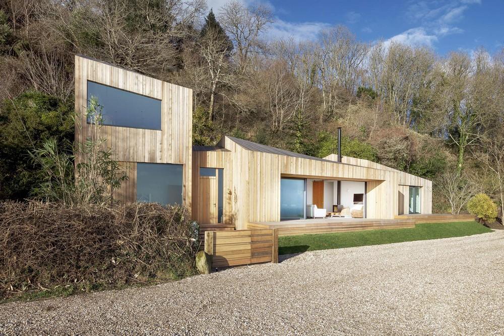 Частный загородный дом в Англии