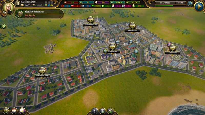 Лучшие градостроительные симуляторы среди компьютерных игр