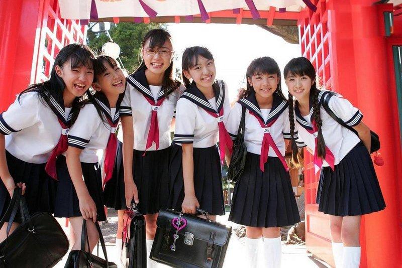 Учебный процесс в японских школах