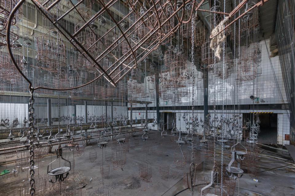 Заброшенные здания Европы
