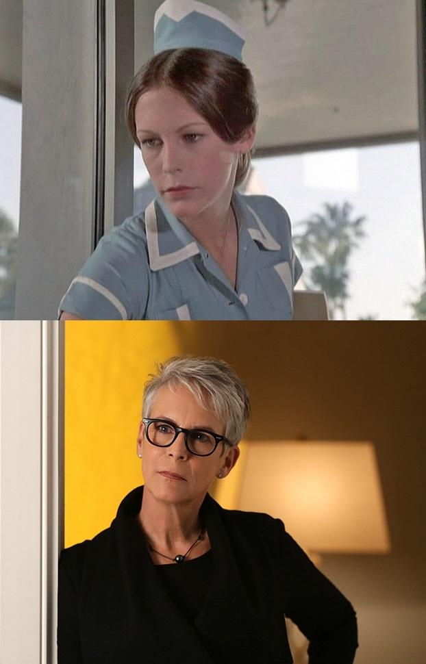 Знаменитые актрисы в начале своей карьеры и сейчас