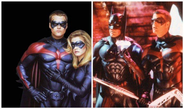 Самые худшие костюмы супергероев в истории кино