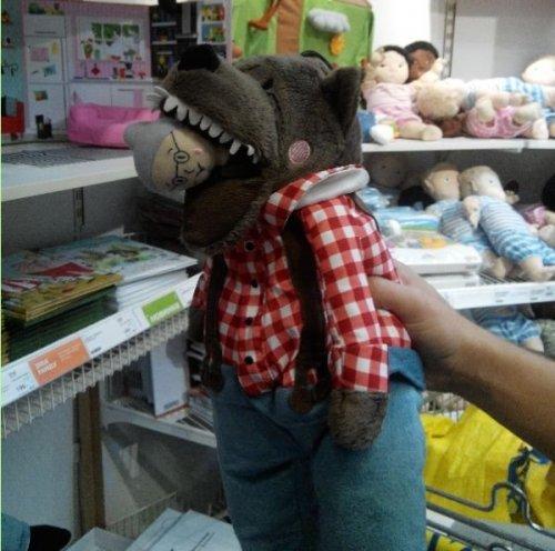 Странные и жутковатые игрушки