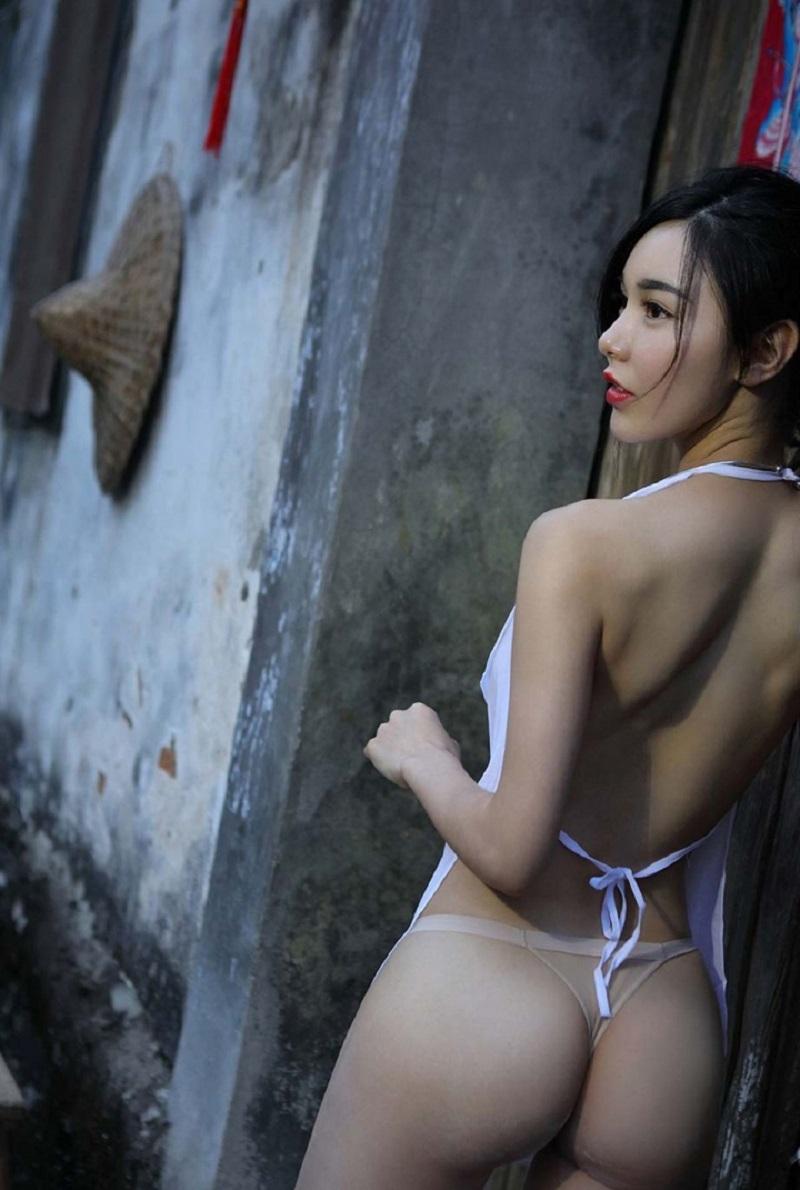 Деревенские девушки в Китае