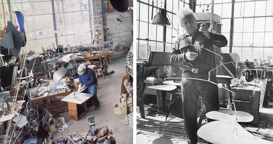 100 знаменитых художников и их мастерские
