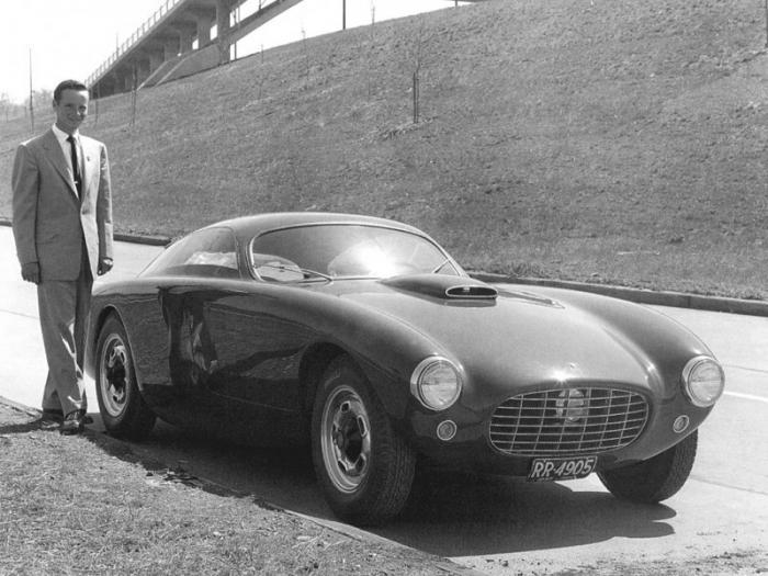 Bosley Mk1 - как человек построил машину мечты