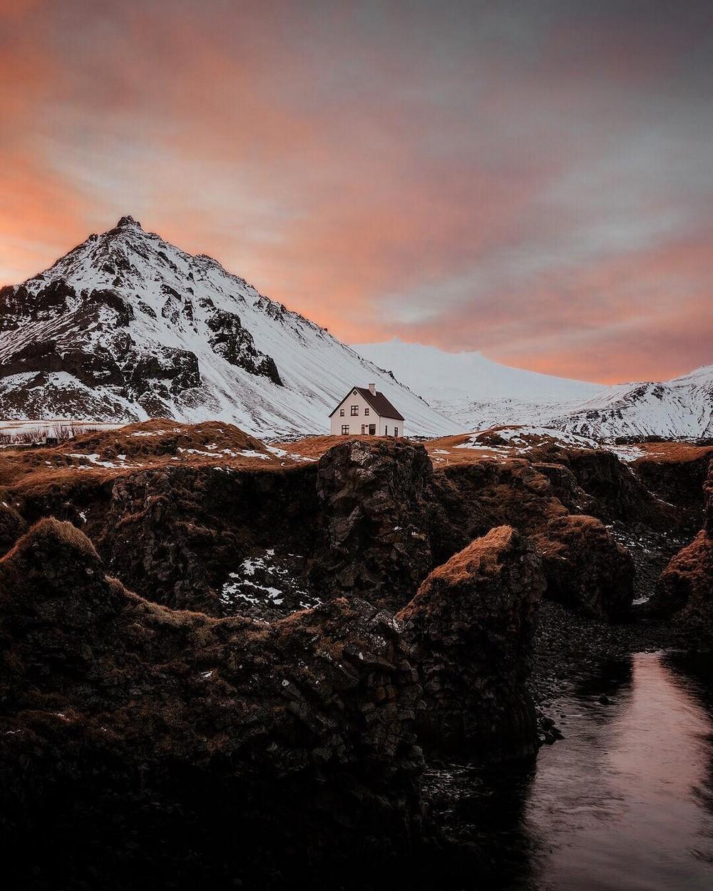 Красота природы на снимках Matthew Hahnel