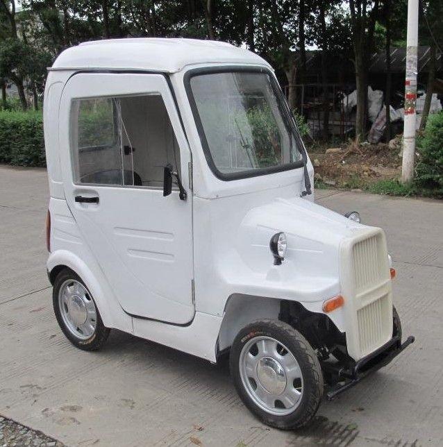 Персональный электромобиль из Китая