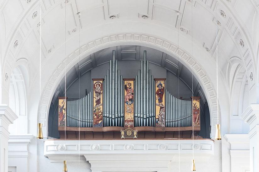 Величественные снимки церковных органов от Роберта Гётсфрида
