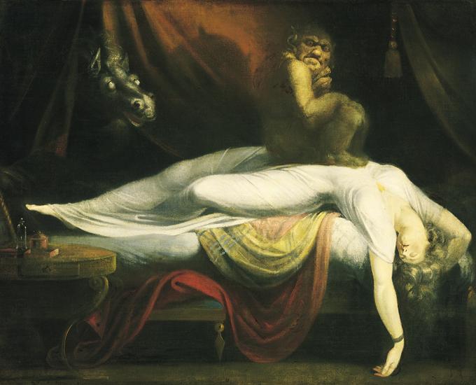 Паралич во сне - странное явление в нашей жизни