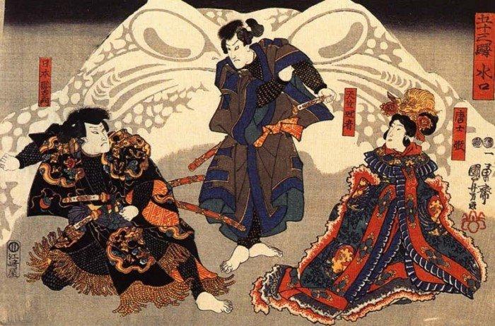 15 фактов о средневековых японских самураях