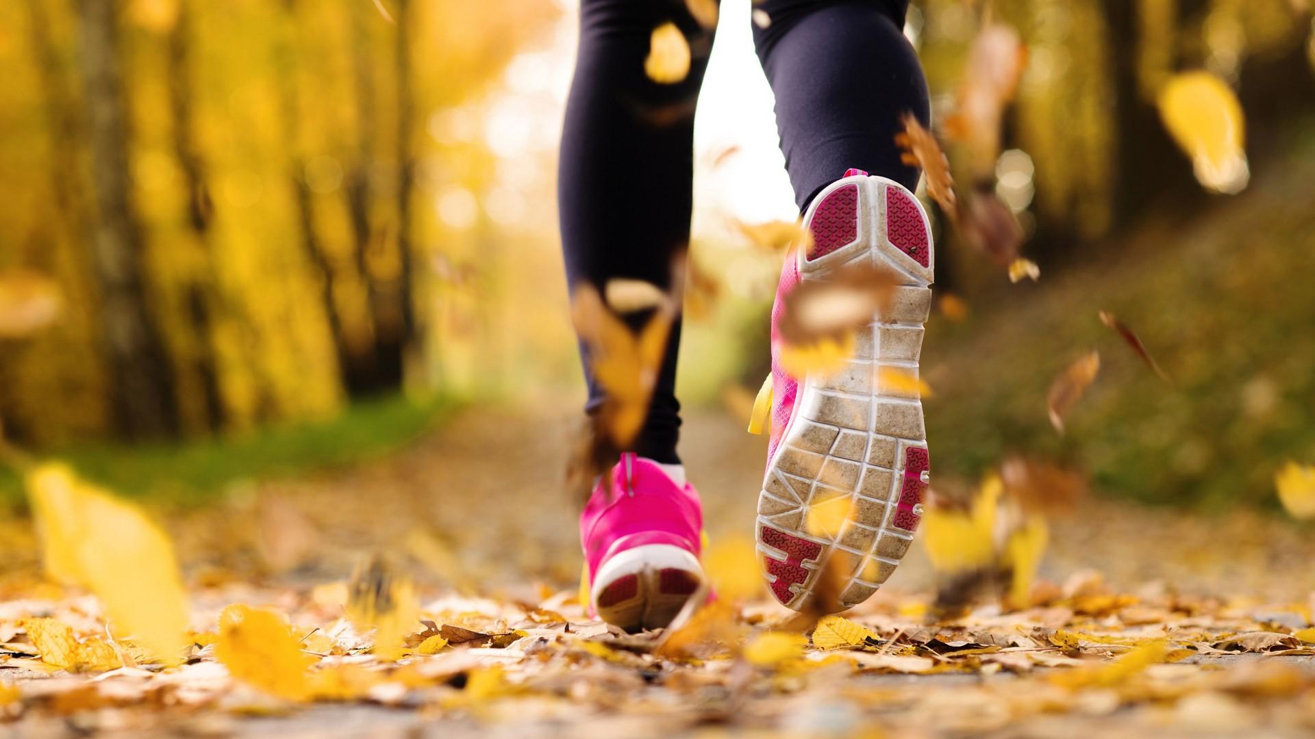 Как бегать легко и быстро