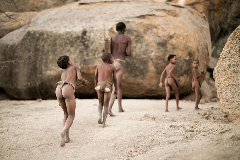 Племена Намибии и Эфиопии на снимках Бена Мура