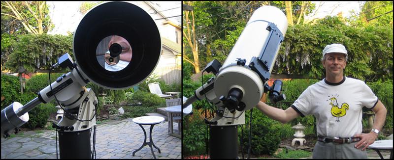 Снимки Солнца от астронома-любителя Алана Фридмана