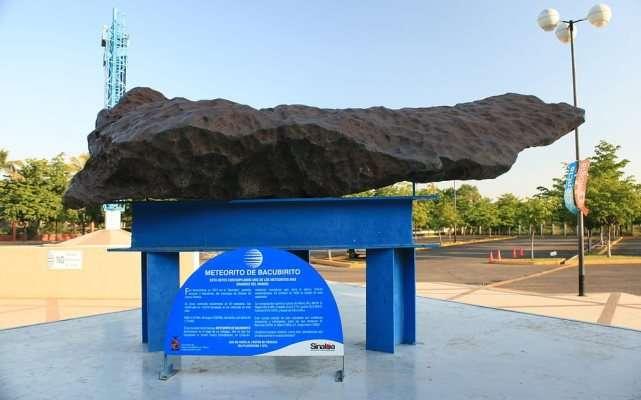 Самые крупные метеориты, когда-либо упавшие на Землю