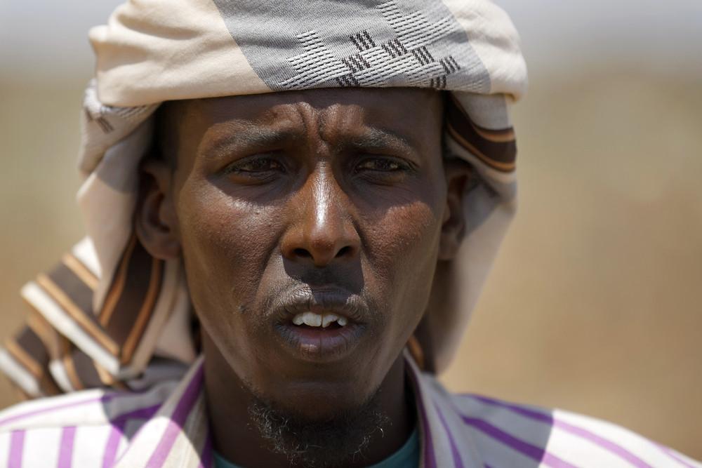Убийственная засуха в Сомали