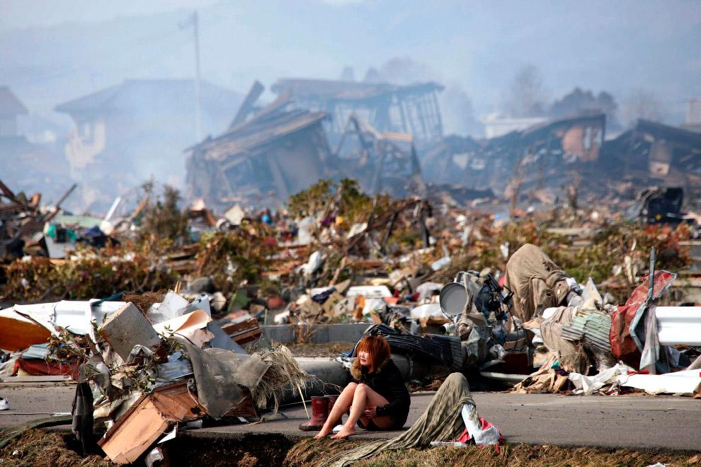 Вспомним самое разрушительное землетрясение в Японии