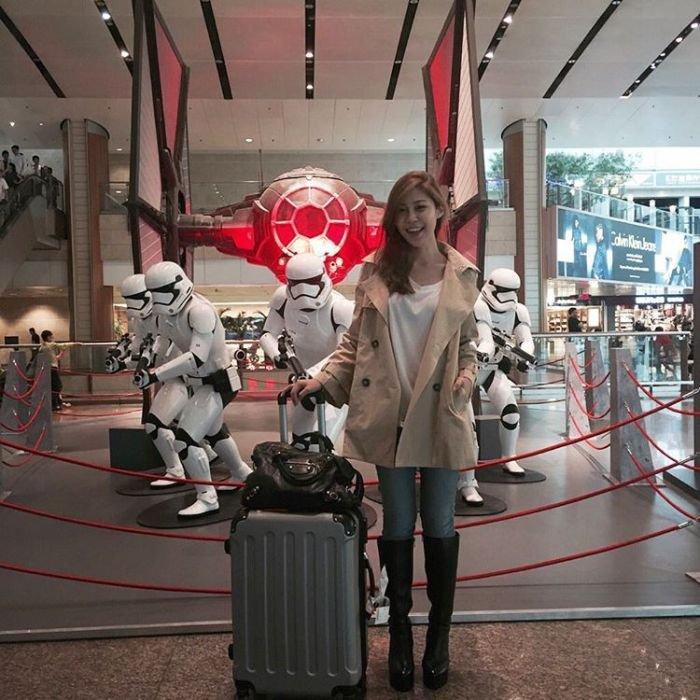 Аэропорт Чанги в Сингапуре - лучший аэропорт в мире