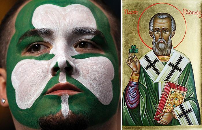 Факты и мифы о Святом Патрике
