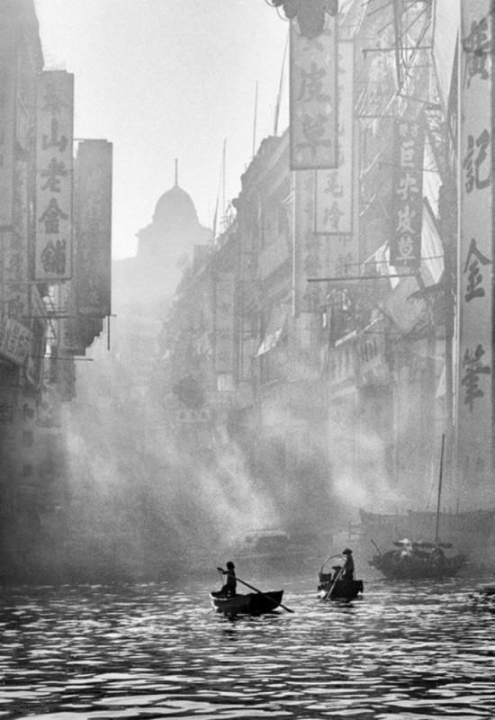 Изумительные фотографии Гонконга 1950-х годов от 13-летнего подростка