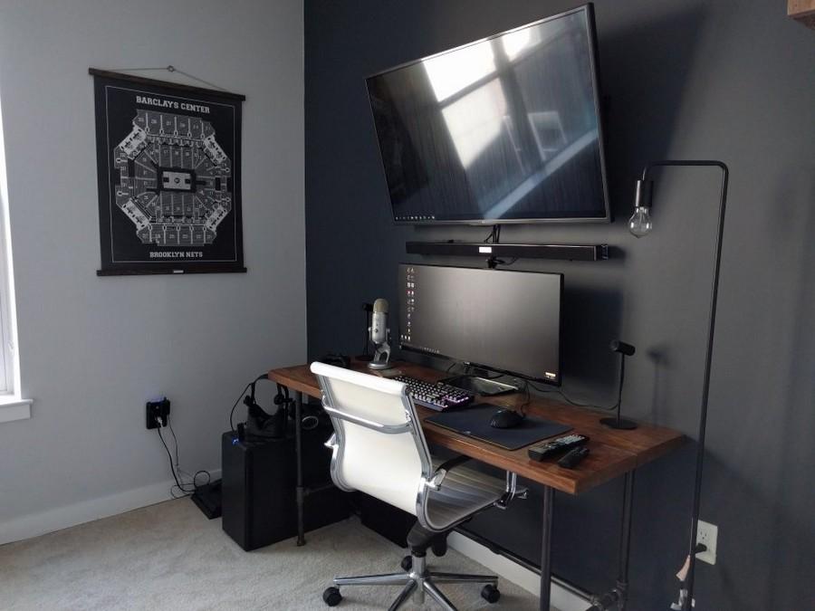 Классные рабочие места за компьютером
