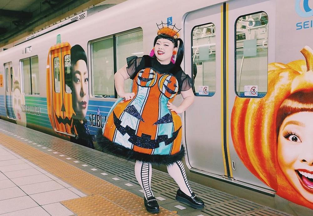 Пышная Бейонсе из Японии