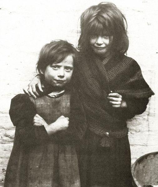 Дети Англии в 1912 году