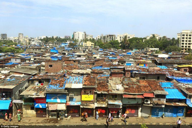 Контрастные кадры, где нищета граничит с роскошью