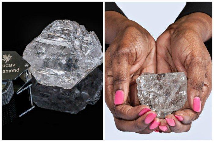 Найти алмаз и умереть от счастья