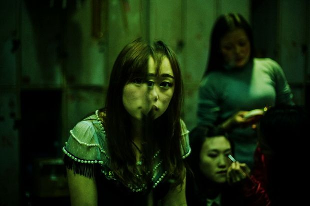 За кулисами китайского ночного клуба