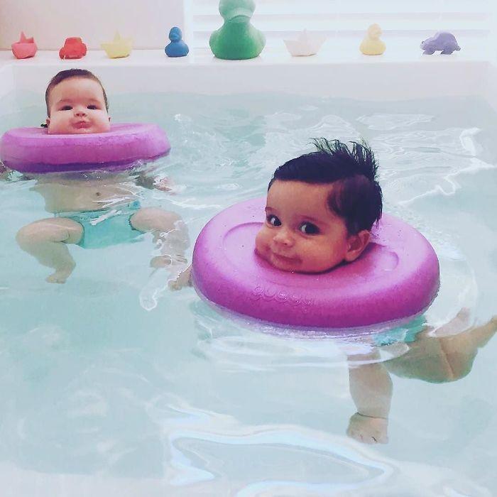 Австралийский спа-салон для младенцев
