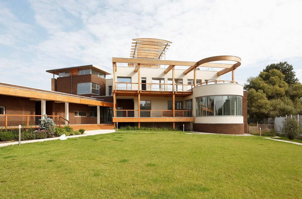 Частный загородный дом в Подмосковье