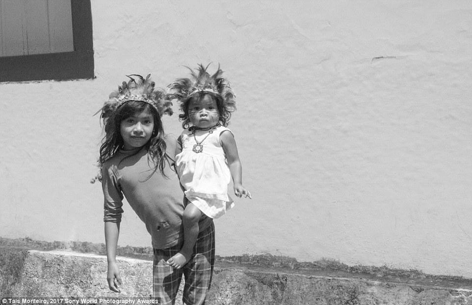 38 невероятных портретов о том, как сильно отличается жизнь детей разных стран мира