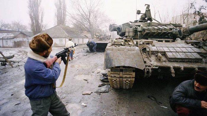 СССР, Россия и другие страны СНГ в конце 80-х - 90-х годах
