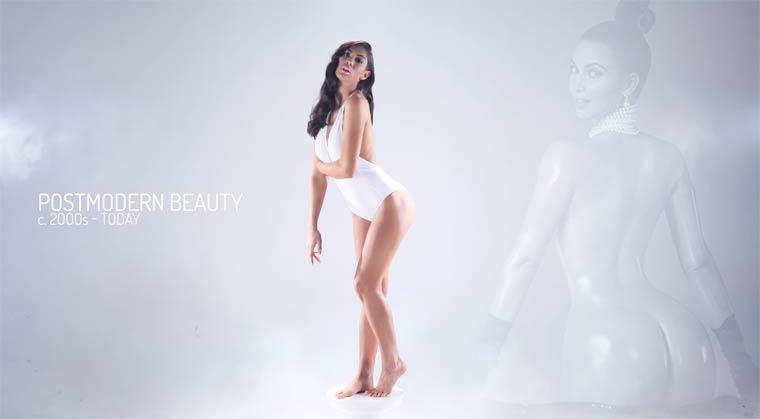 Эволюция красоты