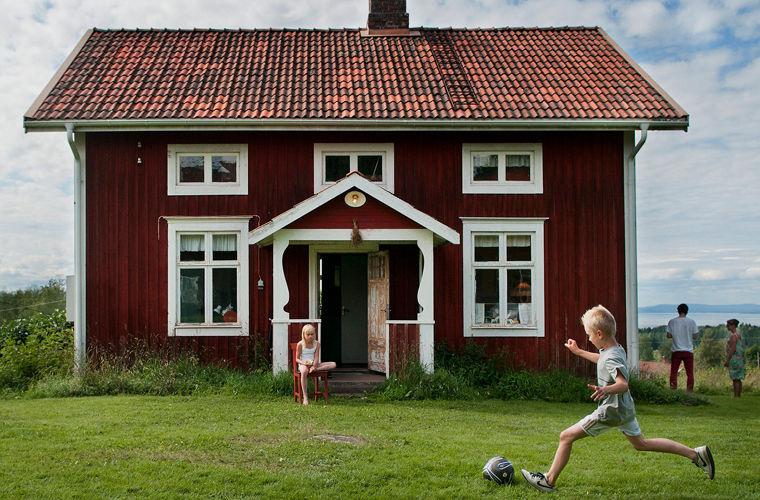 Интересные особенности шведов