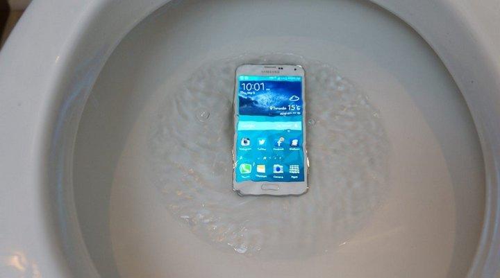Любопытное о смартфонах